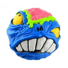 New Fashion MAD HEDZ Crazy Brain 68mm 2x2x2 Puzzle Head Cartoon