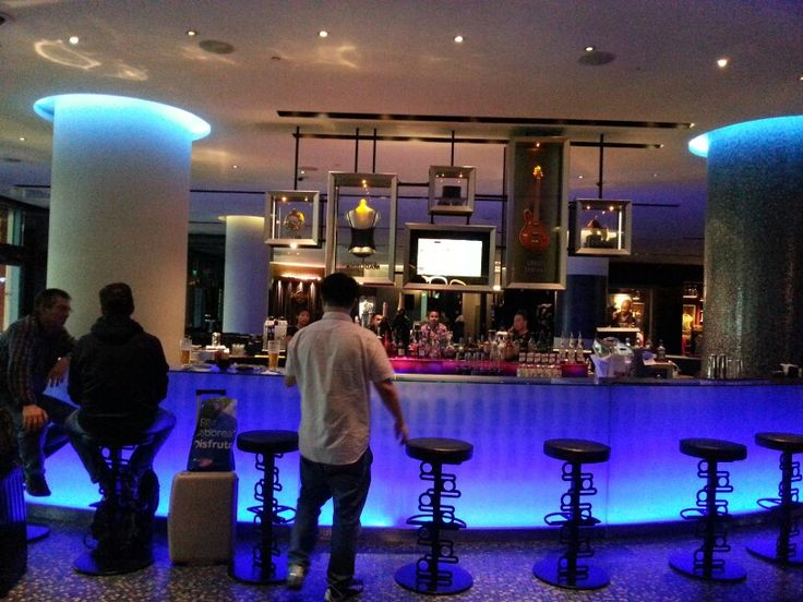 Bar at lobby
