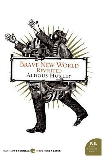 """""""An unexciting truth may be eclipsed by a thrilling falsehood.""""   ― Aldous Huxley, Brave New World Revisited"""