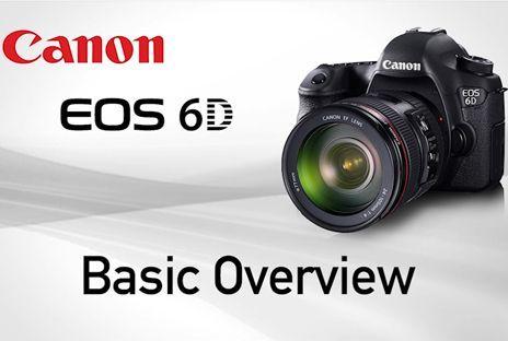 Canon DLC: Gallery: EOS 6D On-Camera Tutorials
