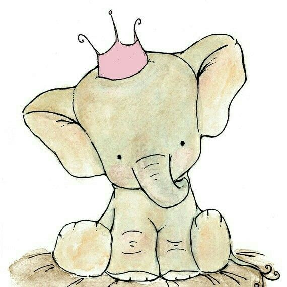 pin von nicole auf geburtstag mit bildern  baby elefant