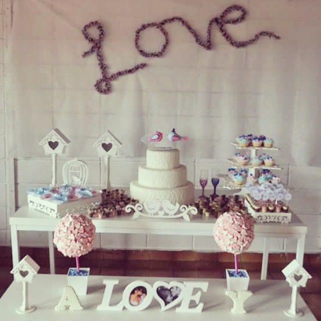 mesas de doces decoração do casamento para lembracinhas  Buscar con