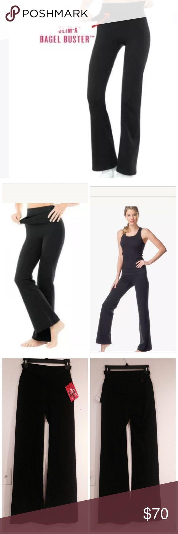 Selling this SPANX SlimX Bagel-Buster Power Yoga Pant Shapewear on Poshmark! My username is: lo10mt. #shopmycloset #poshmark #fashion #shopping #style #forsale #SPANX #Pants