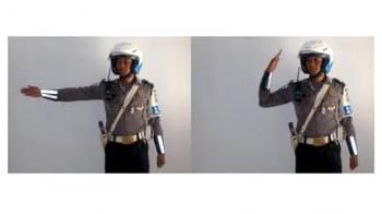 Gerakan Polisi Pengatur Lalin yang Perlu Diketahui Lagi