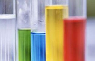 Silica Gel G, its a free flowing binder with fluorescent powder for Thin Layer Chromatography.