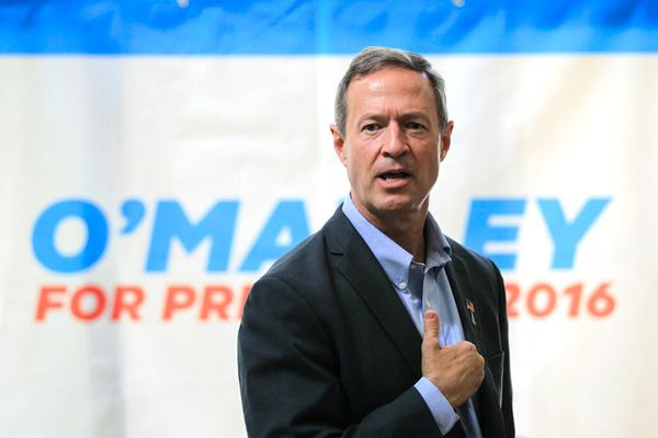 Martin O'Malley took on 'too-big-to-prosecute and too-big-to-jail megabanks' in open letter to Wall Street.