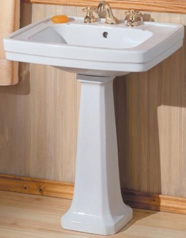 Traditional Pedestal Sinks | Design Trends | Decorate | Home & Garden