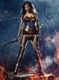 #10: Gal Gadot gorgeous reprint signed autographed 1114 poster photo #5 Wonder Woman RP Batman vs Superman