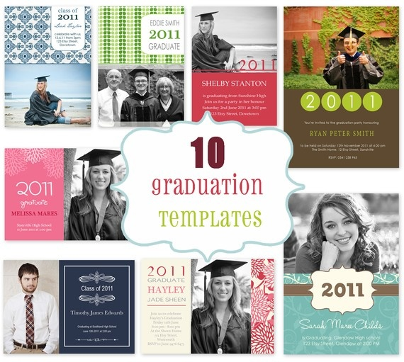 55 best Graduation Announcements images – Graduation Invitations Templates 2011