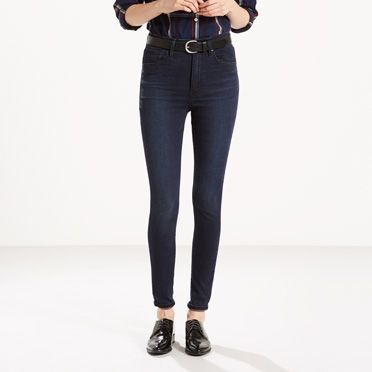 Levi's Mile High Super Skinny Jeans - Women's 31x30