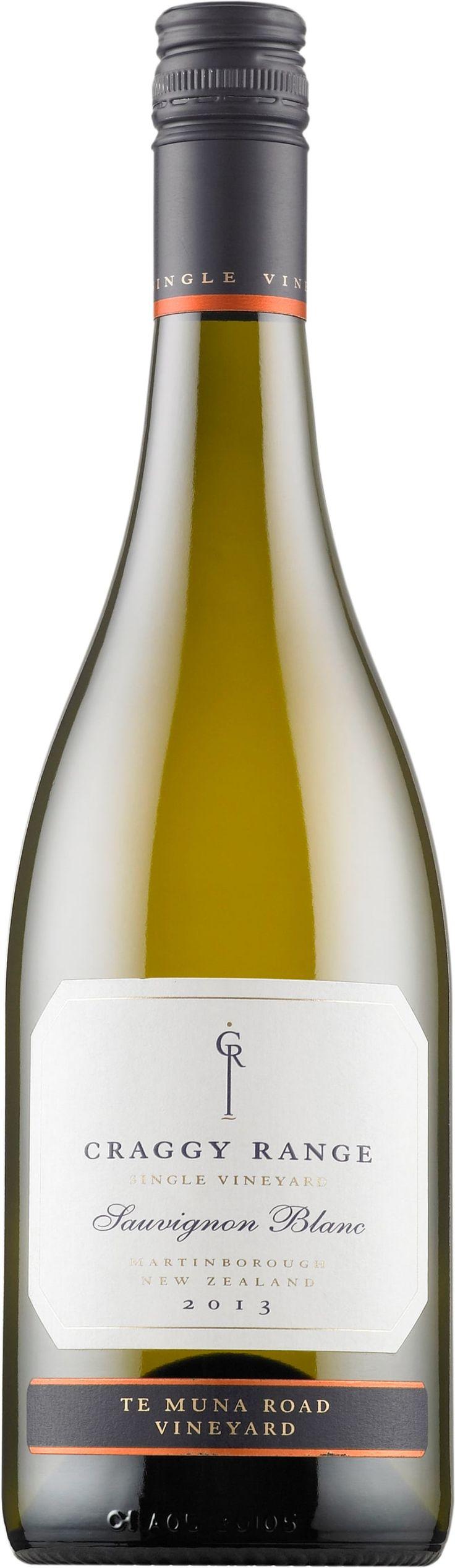 Craggy Range Te Muna Road Vineyard Sauvignon Blanc 2016. New Zealand: Sauvignon Blanc. 17,35 €. Vivahteikas ja ryhdikäs: Kuiva, hapokas, kypsän karviaismainen, sitruksinen, kevyen tomaatinlehtinen, yrttinen, mineraalinen, vivahteikas