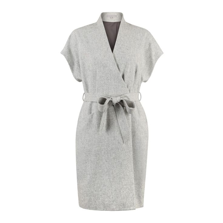 Buy the Bailey Wool Wrap Dress at Oliver Bonas. Enjoy free worldwide standard delivery for orders over £50.