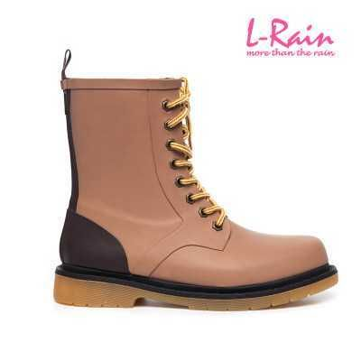 Fashion British Style 2017 Men's Boots Waterproof Rain Boot Shoes for Man Male Casual Martin Ankle Booties De Hombre S3309