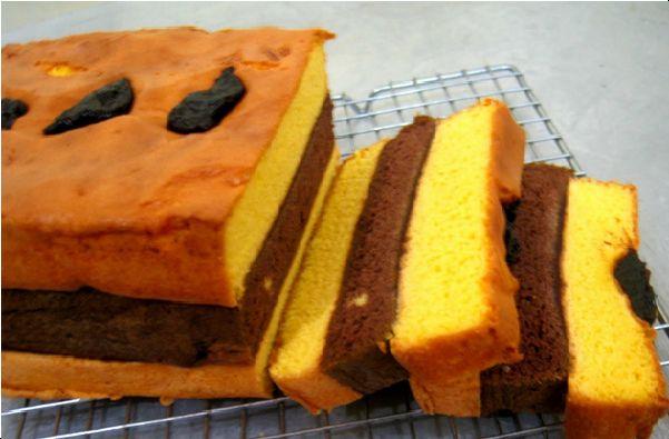 Cara membuat kue lapis Surabaya anti gagal