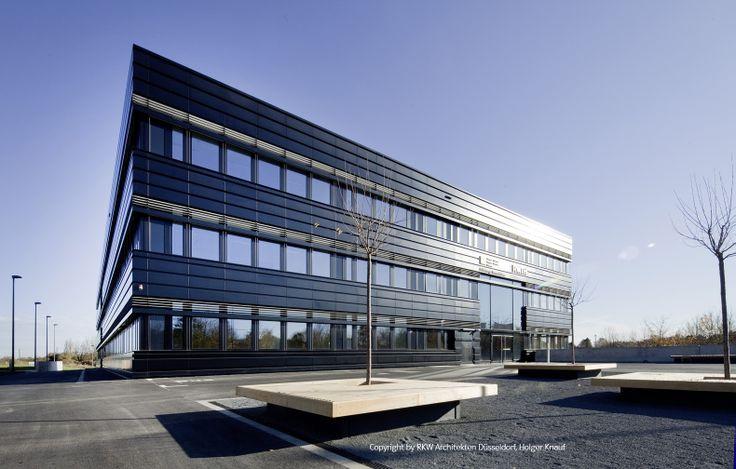 Cluster Nachhaltige Energie. Foto: RKW Architekten Düsseldorf.