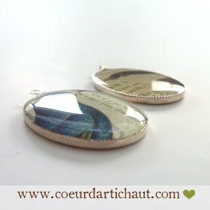 Création de bijoux en résine, tutoriel tôme 4 par Coeur d'artichaut.