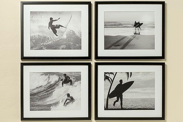 #bild #schwarz #weiß #bilderrahmen #sea #home #interior #ocean #surf