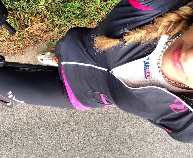 My Women's Cycling Outfit by Veela #womencycling#bycicle#sport#cyclism