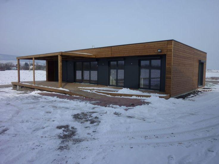 Exceptionnel maison-ossature-bois-booa-moov4 | maison bois | Pinterest | Maison  OB97