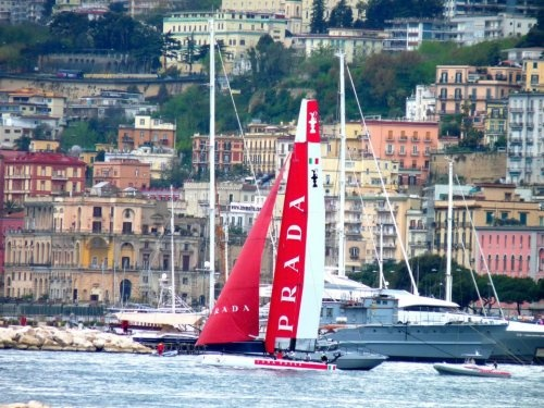 Nautical Style for the America's Cup in Naples now on fashionoodles.wordpress.com