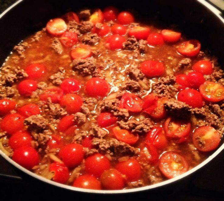 Chili Con Carne Prep