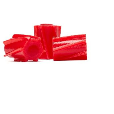 Twizzlers Filled Strawberry Licorice Candy Bites - 8oz