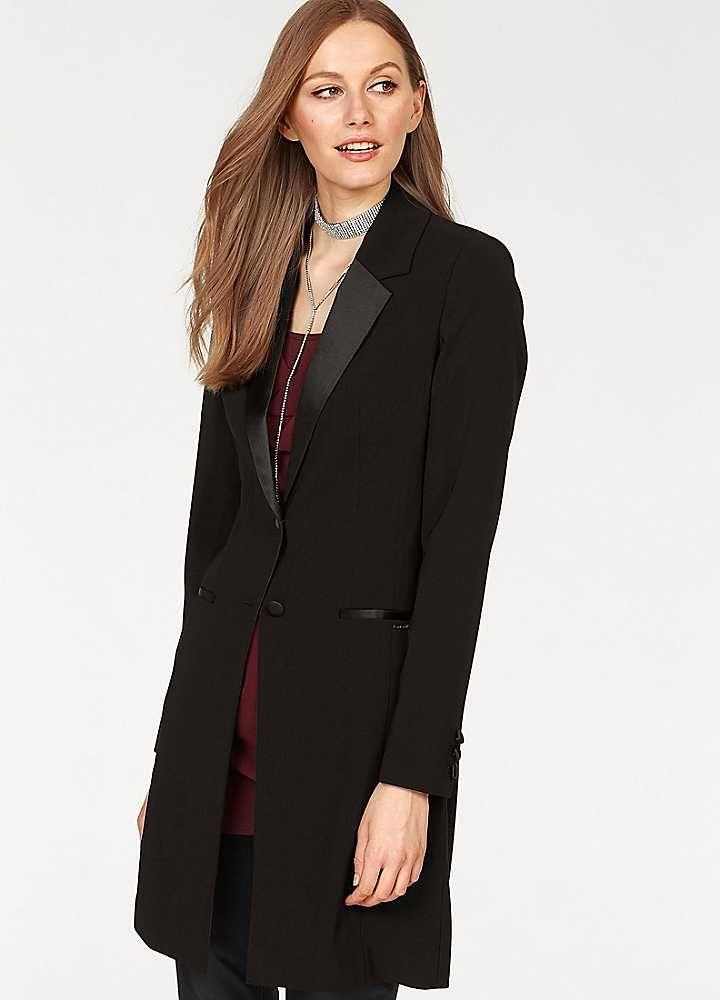 bdd7ac49a29b Formal Long Blazer by Laura Scott   Coats and jackets   Blazer, Long ...