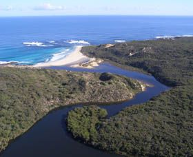 Just down from Perth is iconic Margaret River.  Check out this amazing surf spot.
