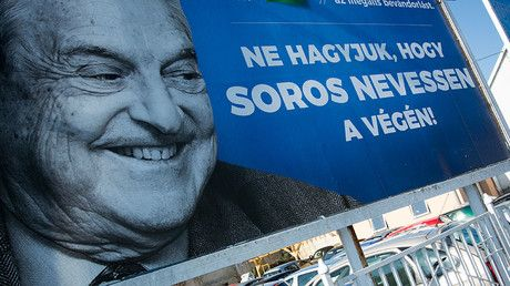 """Israel backs Hungary's anti-Soros campaign, saying financier 'continually undermines Jewish State' https://tmbw.news/israel-backs-hungarys-anti-soros-campaign-saying-financier-continually-undermines-jewish-state  A day after Israel's ambassador in Budapest called for local election billboards targeting George Soros to be removed – saying the campaign """"sows hatred and fear"""" – Israel's Foreign Ministry weighed in, agreeing with the substance of Hungary's criticism.Read moreBudapest has been…"""