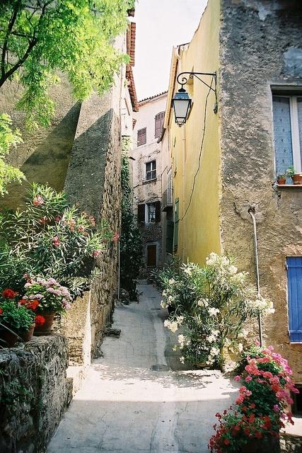Village of Cotignac www.SeedingAbundance.com http://www.marjanb.myShaklee.com