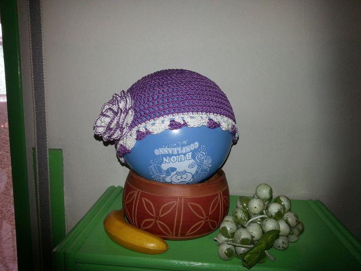 cappellini uncinetto cotone, by Creando all'uncinetto, 15,00 € su misshobby.com