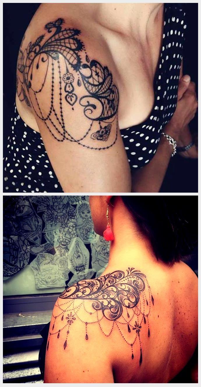Bildergebnis Fur Schulter Tattoo Frau Mandala 8