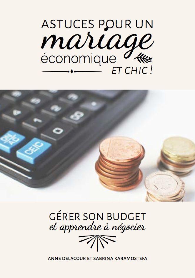 Des conseils budget et organisation pour partir sur de bonnes bases. Guide OFFERT pour tout achat d'un guide Astuces pour un mariage économique et chic.