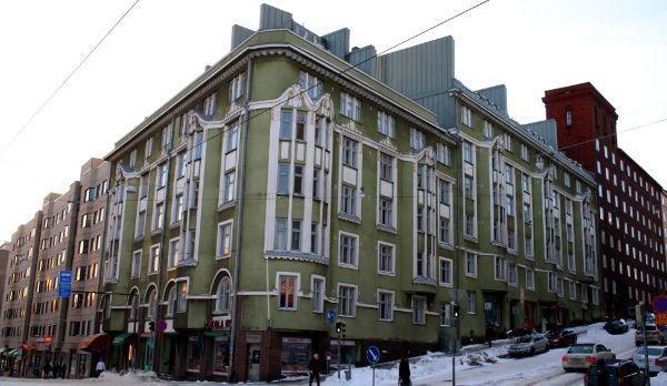 Helsinki, Kallio, Viides Linja