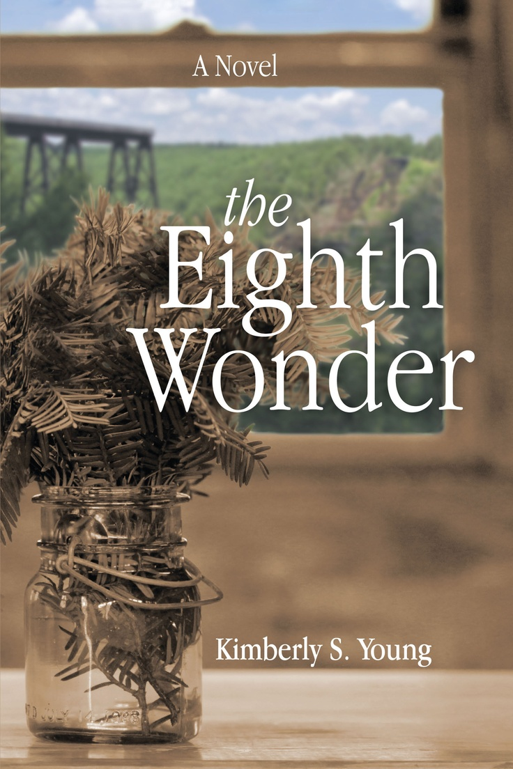 The Eighth Wonder by Kimberly Young- Great Literary fiction, Contemporary Romance. Bloggers needed.