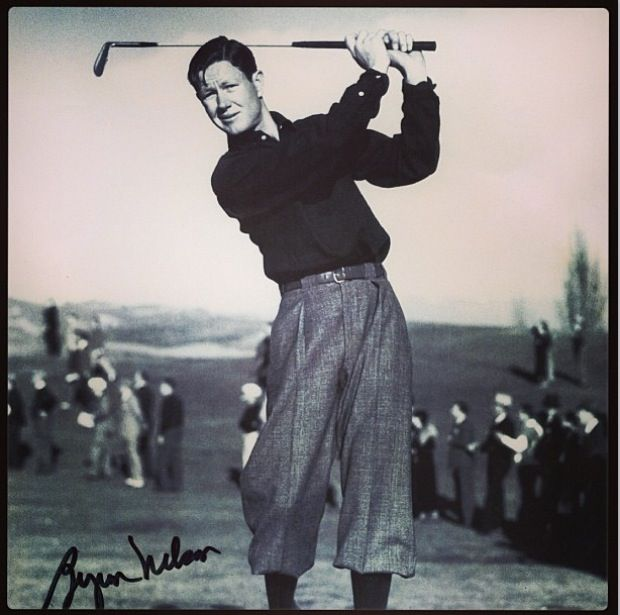 One of the true legends of professional golf, Byron Nelson etched out a career unlike anyone who played the game before or anyone who has played since.   @golfresortsclub #golf @ByronNelson #legends