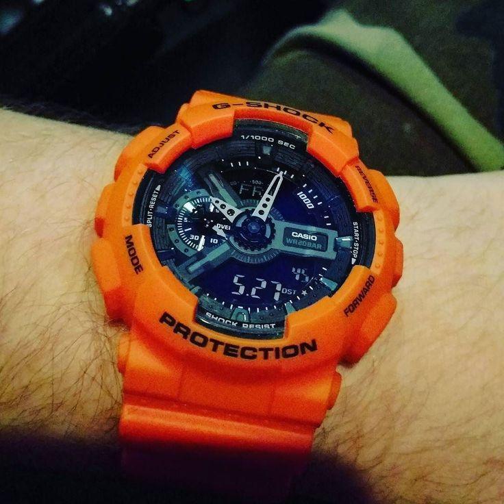 #Casio #gshock #watch #watchgeek #watchful #dailywatch #dailywristshot #instawatch #watchporn #earnthemoment #watchesofinstagram #watchcollector #gstreet #stw #watchfreak #collector #collectors Check my channel for reviews Link in bio. by mikeontheedge