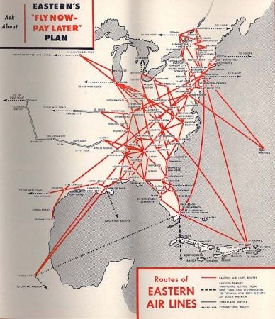 air new zealand route map pdf