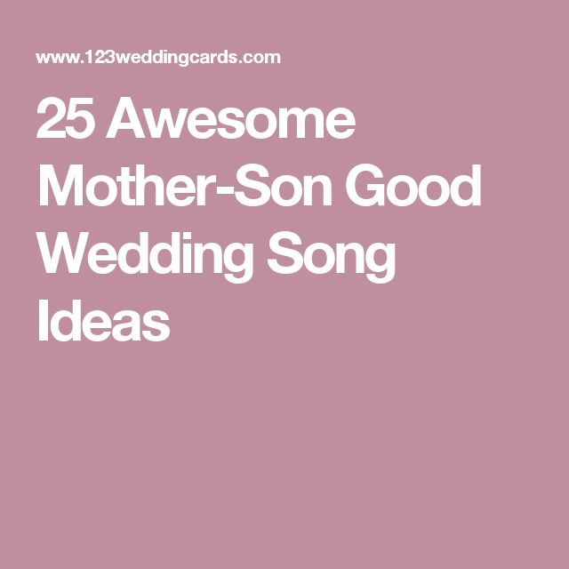 Good mother son songs-9936