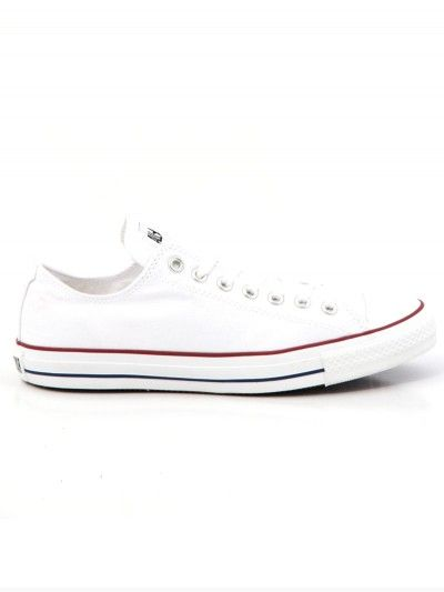 CHUCK TAYLOR ALL STAR LOW SNEAKERS IN WHITE  $89.99