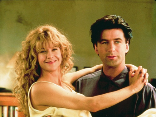 Prelude to a Kiss - Meg Ryan kisses a strange, elderly man who shows up uninvited at her wedding. New husband Alec Baldwin shoos the man away, but not before Ryan and the stranger swap bodies. It sounds strange, but it's really a moving tale of love and longing.