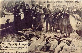 Smyrna-vict-families-1922-The Greek genocide, part of which is known as the Pontic genocide, was the systematic ethnic cleansing of the Christian Ottoman Greek population from its historic homeland in Asia Minor, central Anatolia, Pontus, and the former Russian Caucasus province of Kars Oblast during World War I and its aftermath (1914–23). It was instigated by the government of the Ottoman Empire against the Greek population of the Empire and it included massacres, forced deportations…