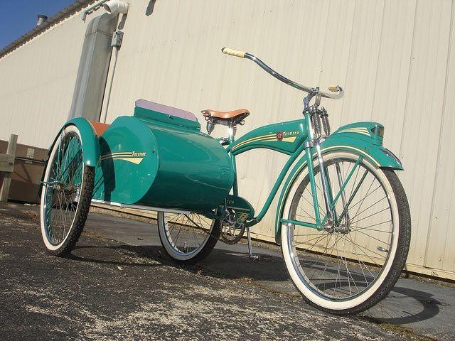 bicycle side car