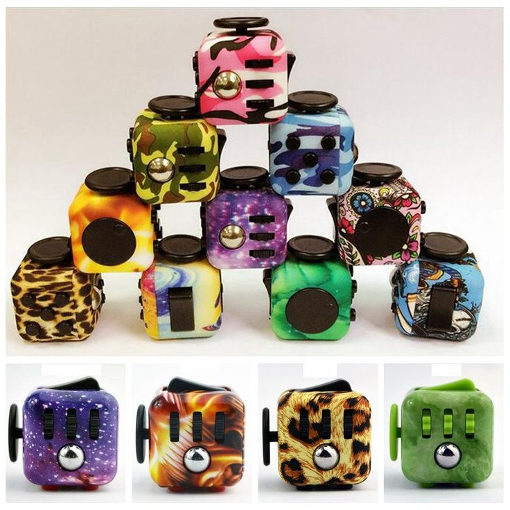 Cool Fidget Toys : Best super cool fidget cube anti stress toy designs