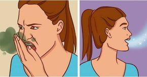 MPOWER/// Chi soffre di alito cattivo spesso non riesce a trovare il rimedio giusto a questo problema. Il cattivo odore si insinua nel naso delle persone intorno e