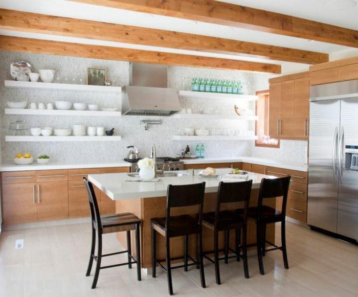 53 Wohnideen Küche für kleine Räume \u2013 Wie gestaltet man kleine - kleine küchen ideen