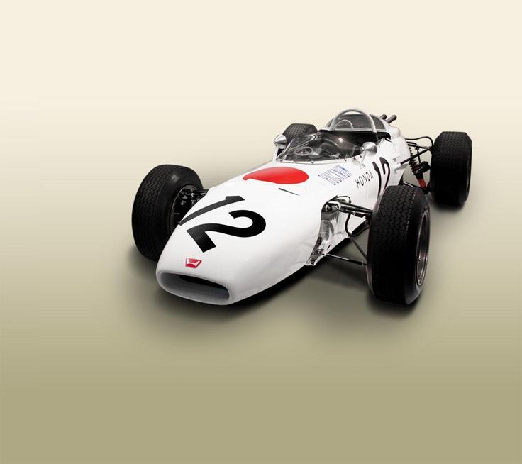 Classic Honda F1