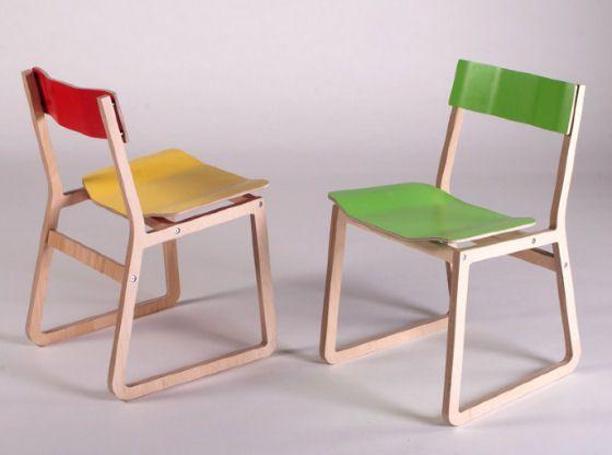 The' Dobbie' chair - David Marsden
