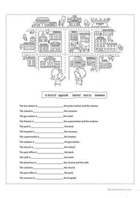 Prepositions of place worksheet free esl printable worksheets made prepositions of place worksheet free esl printable worksheets made by teachers ccuart Images