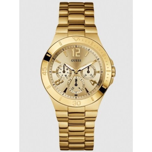 $107.00 GUESS Active Shine Watch - Gold: Watches: Amazon.com